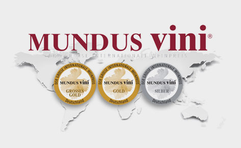 Mundus Vini Biofach 2018 Gold Awards