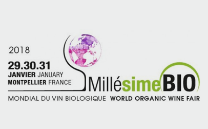 Millésime Bio, world organic wine fair 2018